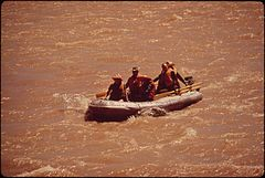A River Trip Into Canyonlands National Park Conducted by Tag - Along - Tours of Moab, 05-1972 (3856291527).jpg