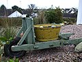 A neighbour's wheelbarrow, Omagh - geograph.org.uk - 1091499.jpg