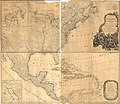 A new map of North America, with the West India Islands. Divided according to the preliminary articles of peace, signed at Versailles, 20, Jan. 1783. Wherein are particularly distinguished the United LOC 74693113.jpg