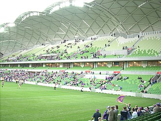 Melbourne Rebels - Eastern Stand