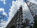 Abandoned Soviet Over-the-Horizon Radar Array - Chernobyl Exclusion Zone - Northern Ukraine - 04 (26494246384).jpg