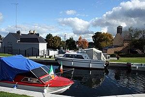 Abbeyshrule - The Royal Canal at Abbeyshrule