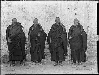 Sera Monastery - Abbots of Sera Monastery, 1920-1921