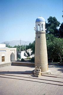 Religion in Tajikistan