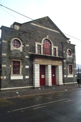 Abercwmboi - Abercwmboi Workmen's Hall