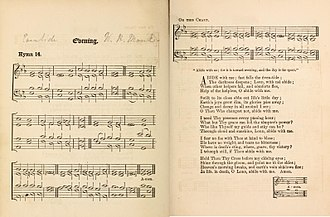 Abide with Me - Abide With Me (1861)