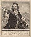 Abraham Blooteling after Lodewyk van der Helst, Augustus Stellingwerf, First Lord Admiral of Friesland, NGA 39757.jpg