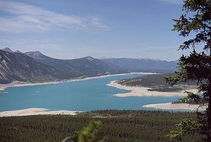 Abraham Lake - Abraham Lake