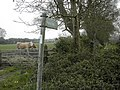 Access to footpath off Silver Street, Hordle - geograph.org.uk - 399693.jpg