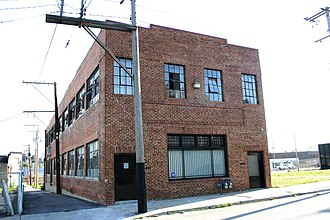 National Register of Historic Places listings in Jackson County, Missouri: Downtown Kansas City - Image: Acme Brass