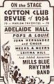 Adelaide Hall - Cotton Club Revue of 1934, Loew's Metropolitan Theater, Brooklyn, 6 September 1934, (Advertisment).jpg