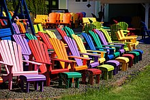 adirondack chair wikipedia the free encyclopedia. Black Bedroom Furniture Sets. Home Design Ideas