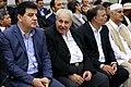 Adnan Hassan Mahmoud in Imam Khomeini Hosseiniah in Tehran02.jpg