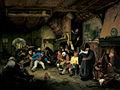 Adriaen van Ostade - Peasants Dancing in a Tavern.jpg