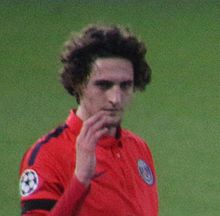 Adrien Rabiot - the cute, charming, talented, sweet,  football player  with French roots in 2018