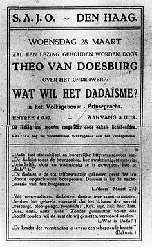 Advertisement Wat wil het dadaïsme 01.jpg