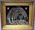 Aegidius sadeler il giovane, sala nel palazzo di hradcany.JPG