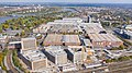 Aerial view of the Koelnmesse exhibition grounds in Cologne, Germany (48986474178).jpg