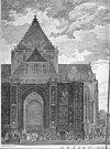 afbeelding van toren, naar wagenaar - amsterdam - 20012280 - rce