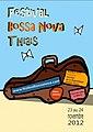 Affiche Officielle du Festival Bossa Nova en 2012.jpg