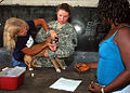 Africa Partnership Station Brings Veterinary Care to Liberia DVIDS81709.jpg