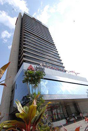Agrobank - The Agrobank headquarters in Kuala Lumpur.
