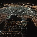 Aguascalientes City seen from a flight at night.jpg