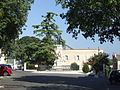 Aigues Vives Square Emile Jamais Memorial 9223.JPG