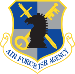 Air Force Intelligence, Surveillance and Reconnaissance Agency - Shield of the Air Force Intelligence, Surveillance and Reconnaissance Agency
