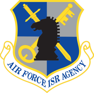 Air Force Intelligence, Surveillance and Reconnaissance Agency Former field operating agency of the USAF