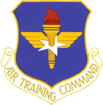 Lowry Air Force Base - Image: Air Training Command Emblem