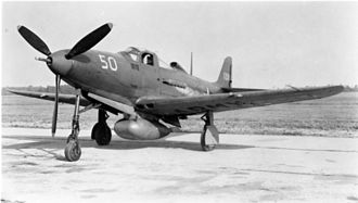 133d Operations Group - P-39D as used by the group for training