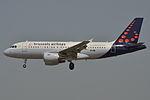 Airbus A319-100 Brussels AL (BEL) OO-SSN - MSN 1963 (9566358074).jpg