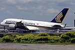 Airbus A380-841, Singapore Airlines JP6843618.jpg