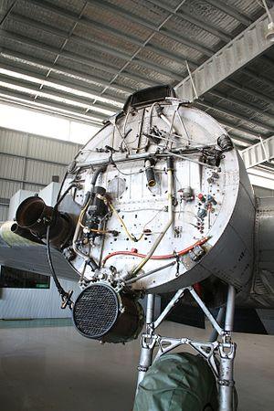 Firewall (engine) - Firewall of an aircraft's engine nacelle