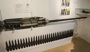 厄利孔KCA转轮式机炮