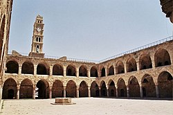 The Khan al-Umdan in the old city of Acre