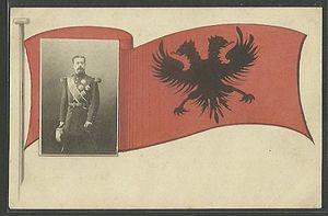 Juan Pedro Aladro Kastriota - Postcard from 1908