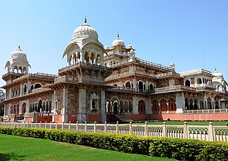 Architecture of Rajasthan - The Albert Hall Museum was designed by Samuel Swinton Jacob, and was opened as public museum in 1887.