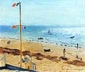 Albert Marquet, 1935 - Le Pilat, la plage en été.jpg