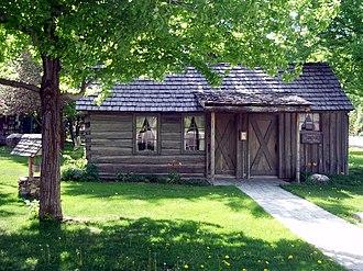 Huntsville, Utah - Image: Aldous Cabin Huntsville Utah