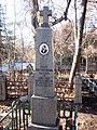 Aleko Konstantinov's Grave.JPG