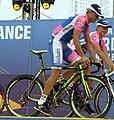 Alessandro Petacchi Tour 2010 team presentation.jpg