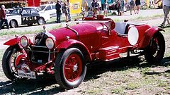 Alfa Romeo 6C 1750 2-Seater Sports 1929