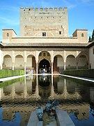 Alhambra-Patio de los Arrayanes