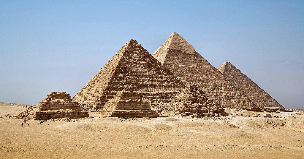 Se prohibe el acceso a las piramides