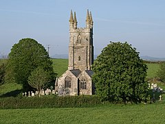 All Saints' Church, Dunterton - geograph.org.uk - 797484.jpg