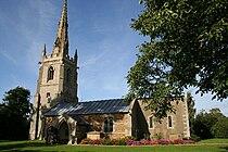 All Saints' church, Fenton, Lincs. - geograph.org.uk - 57329.jpg