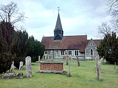 All Saints Church, Foots Cray.jpg