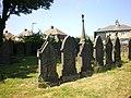 All Saints Parish Church, Halifax, Graveyard - geograph.org.uk - 1390346.jpg
